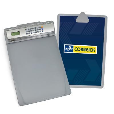 maggenta-produtos-promocionais - Prancheta Promocional com Régua e Calculadora 1