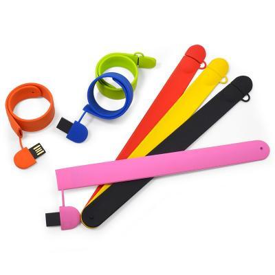 maggenta-produtos-promocionais - Pulseira Pen Drive Personalizada 1