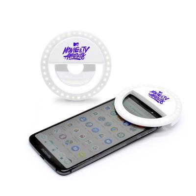 maggenta-produtos-promocionais - Selfie Ring Light Personalizado 1