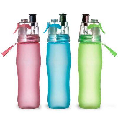 maggenta-produtos-promocionais - Squeeze com borrifador personalizado