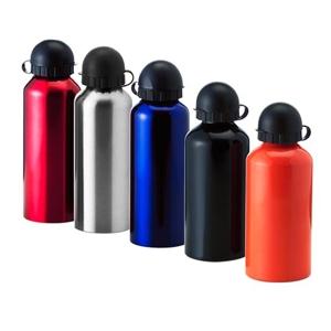 Maggenta  Produtos Promocionais - Squeeze de metal com capacidade para 500 ml.