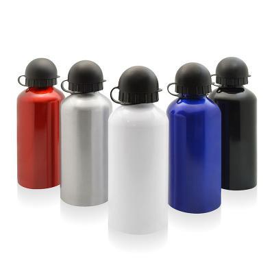 Maggenta  Produtos Promocionais - Squeeze de metal personalizado a laser ou silk. Com capacidade de 500ml, é ideal para levar a qualquer lugar. Consultar cores disponíveis.