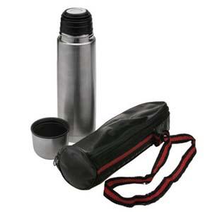Maggenta  Produtos Promocionais - Garrafa térmica - em alumínio, com capacidade para 500 ml
