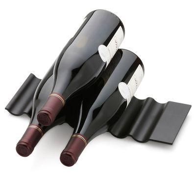 Maggenta  Produtos Promocionais - Suporte para Garrafa em plástico ABS com capacidade para 10 garrafas ou latas. - See more at:
