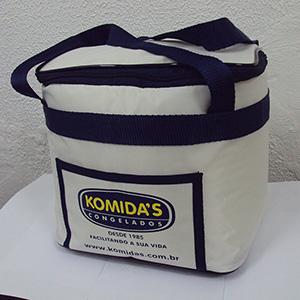 Bolsas Térmicas Paru Brasil - Bolsa térmica 10 litros