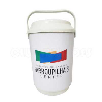 club-brindes - Cooler Promocional para 6 latas
