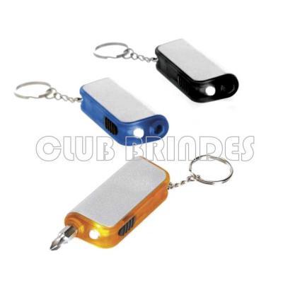 Chaveiro Ferramenta com LED