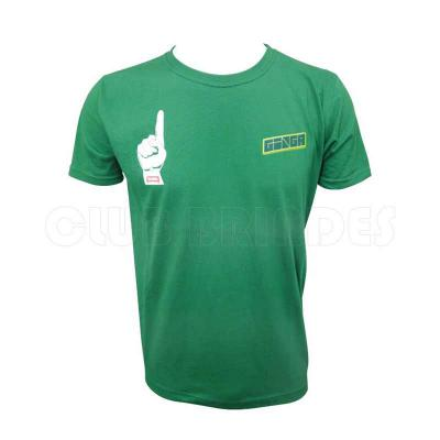 club-brindes - Camiseta Penteada