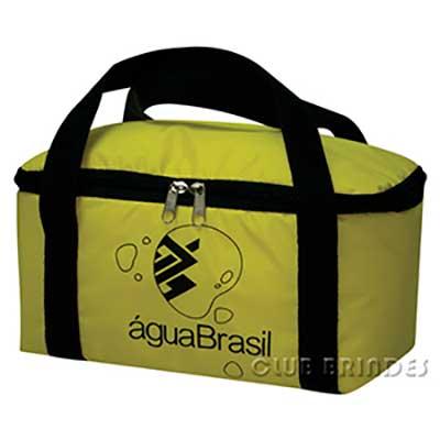 club-brindes - Bolsa térmica de aproximadamente 5 litros, 25 x 15 x 13 cm, disponível em várias cores
