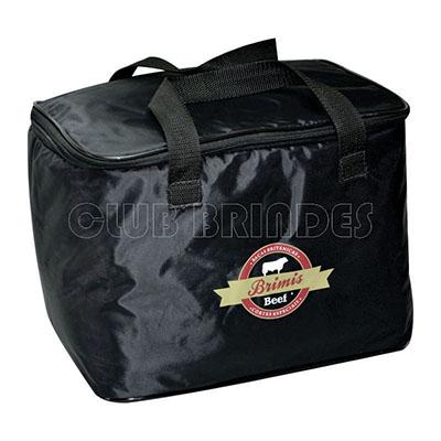 Bolsa Térmica 15 Litros - Aproximadamente 32 X 22 X 22 cm, disponível em várias cores