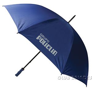 Club Brindes - Guarda chuva portaria 140/150cm diâmetro, disponível em várias cores