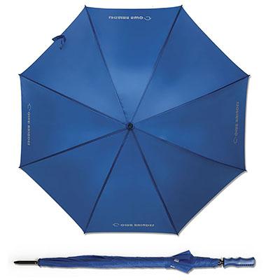 Guarda-chuva Portaria, cabo reto, diversas cores.