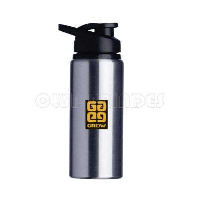 Club Brindes - Squeeze de Alumínio 600 ml