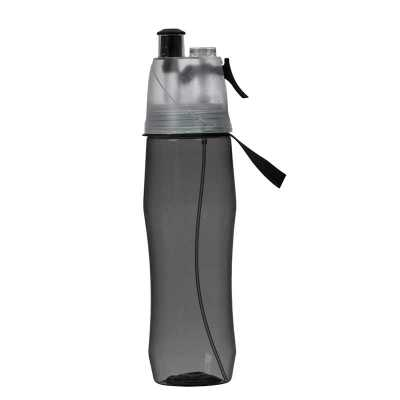 Squeeze Plástico Borrifador 700ml Brilhante - Finaú Brindes Promocionais