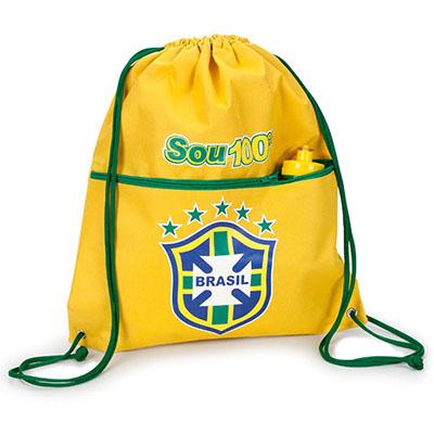 Finaú Brindes Promocionais - Saco esportivo ou mochila.