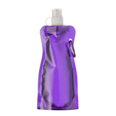 finau-brindes-promocionais - Squeeze Dobrável 480ml