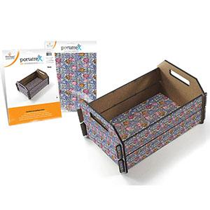 printas - Mini-caixa personalizada
