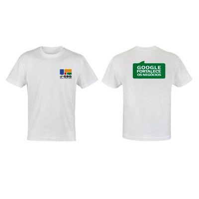 Enjoy Gift - Camiseta personalizada em malha cardada