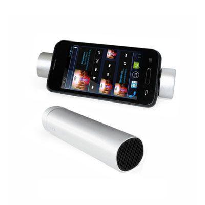 N�o basta ser lindo, tem que carregar o celular e ainda funcionar como caixa de som. Eu quero!