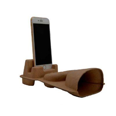 Amplificador de som para Celular e Tablet