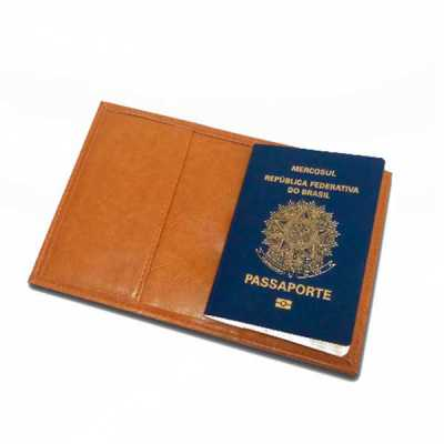 Porta Documento Personalizado - Craft House Brasil