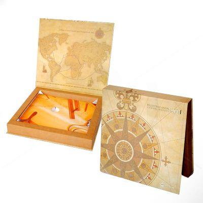 Caixa de papelão rígido cartonado - Craft House Brasil
