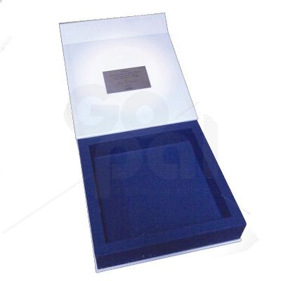 Caixa de papelão rígido, cartonada - Craft House Brasil