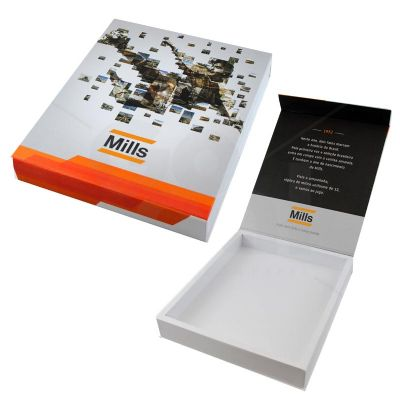 gopal-arte-em-papel - Caixa de papelão rígido cartonada