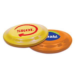 Layout Brindes - Freesbee disco em polietileno