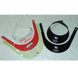 layout-brindes - Viseira em EVA, silkscreen ou acoplada em offset