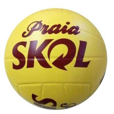 Layout Brindes - Bola de vôlei em Eva. Vôlei divertido é vôlei personalizado.