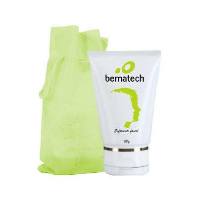 - Esfoliante facial tem em sua formulação produtos que proporcionam uma suave esfoliação facial.   Acompanha embalagem opcional exclusiva em TNT.  Faça...