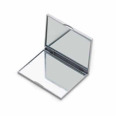 Espelho Duplo Sem Aumento Personalizado - Nexo Brindes