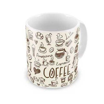 Caneca de cafezinho - Nexo Brindes
