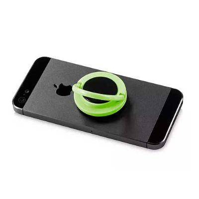 Nexo Brindes - Suporte para celular com adesivo.  Faça o orçamento e solicite layout virtual com a sua marca.  Características do produto  Material: ABS  Medidas:  ø...