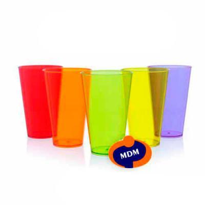 MDM Brindes - Copo caldereta 360ml acrílico ps cristal