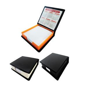 MDM Brindes - Bloco de anotações com caneta e calendário