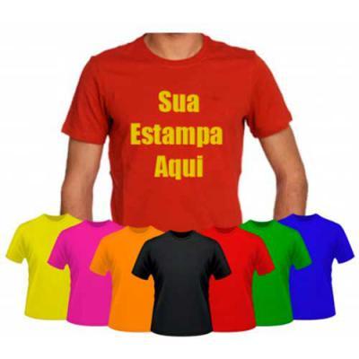 Camiseta Personalizada - MDM Brindes