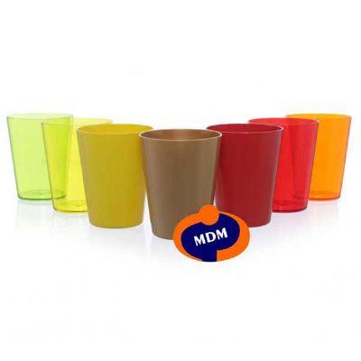 Copo drink 400ml acrílico - MDM Brindes