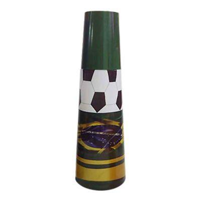Moringa plástica 1 Litro com Copo 250ml - Copa do Mundo