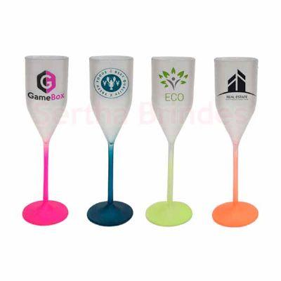 sertha-brindes - Taça de Champagne Jateada