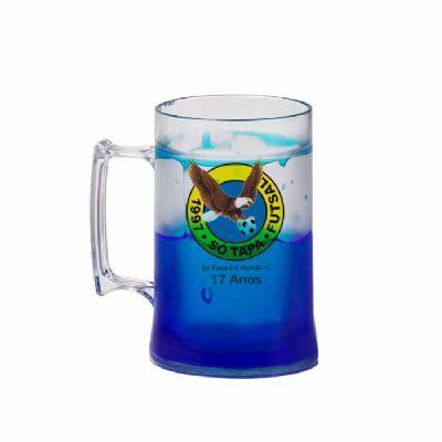 c786c4b4d Sertha Brindes - Caneca Gel - Azul