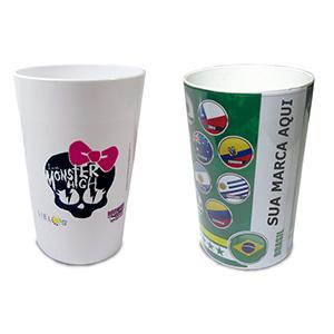 sertha-brindes - Copos plásticos personalizados
