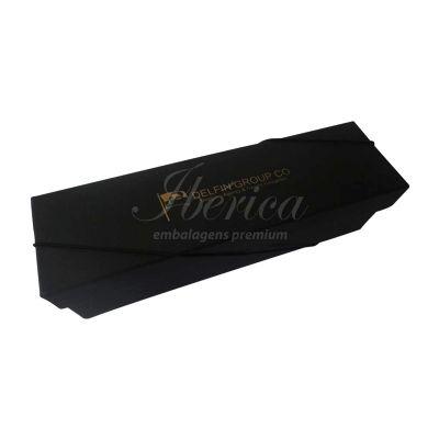 Ibérica Embalagens Premium - Embalagem cartonada para 1 garrafa e acessórios para vinho