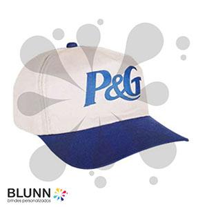 blunn - Boné em diversas cores e tipos de materiais, estampas em silk-screen ou transfer e também em bordado
