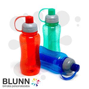 blunn - Squeeze Ice Bar de plástico resistente, capacidade para 600 ml