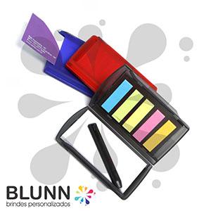 Bloco de anotações - Blunn