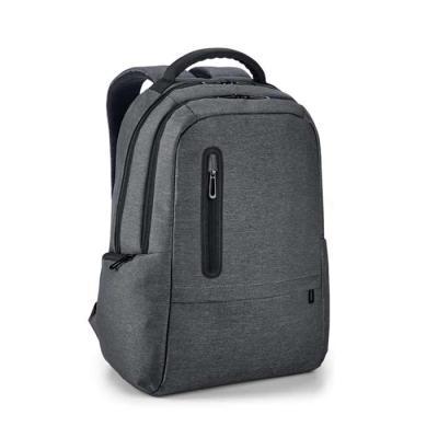 Mochila para notebook personalizado. Nylon 2Tone impermeável. Com 2 compartimentos. Compartimento...