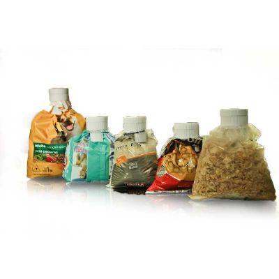 Fecha Saco - Tampa para pacotes, reutilizável - Naxos