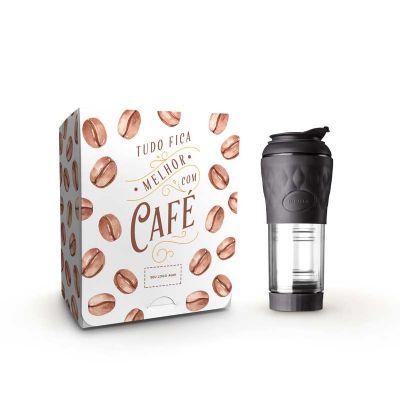 Naxos - Kit cafeteira Pressca